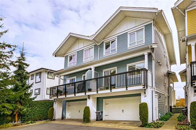 1130 Ewen Avenue #28, New Westminster, BC V3M 5E4 (#R2539709) :: RE/MAX City Realty