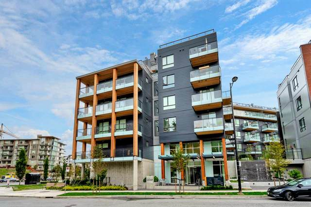 3588 Sawmill Crescent #516, Vancouver, BC V5S 0H5 (#R2539883) :: RE/MAX City Realty