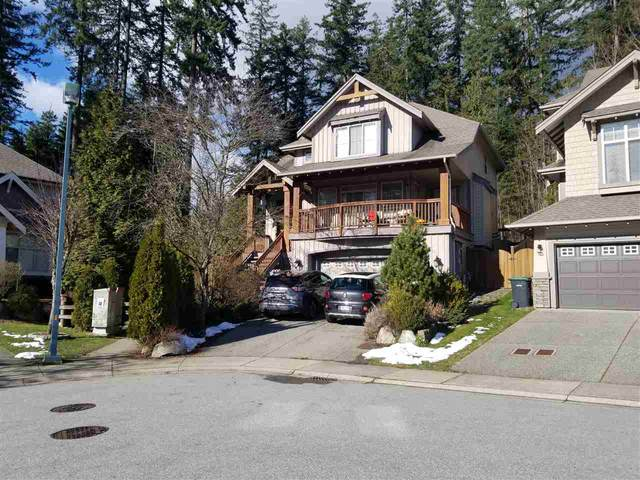 43 Holly Drive, Port Moody, BC V3H 5M4 (#R2540003) :: Macdonald Realty