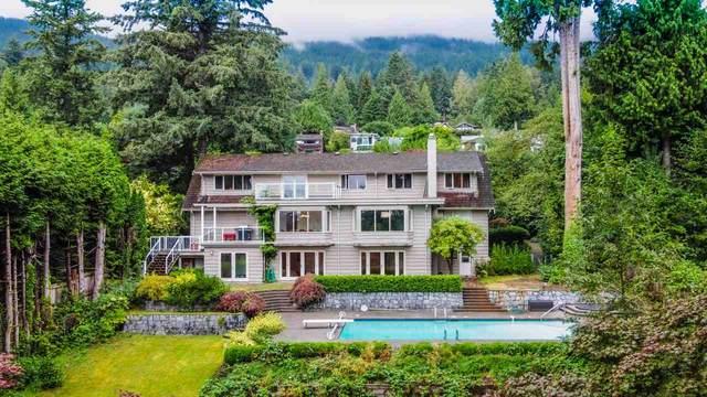 3050 Spencer Drive, West Vancouver, BC V7V 3C7 (#R2540156) :: Macdonald Realty