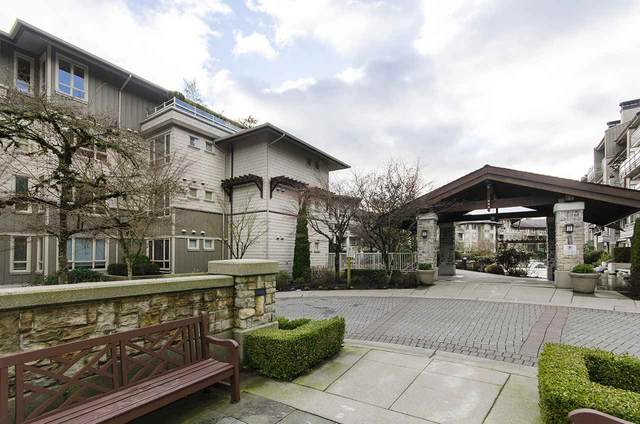 530 Raven Woods Drive #217, North Vancouver, BC V7G 2T4 (#R2540202) :: Macdonald Realty