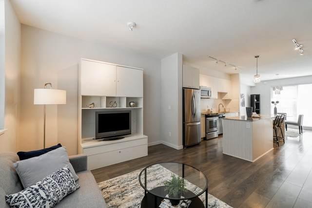 8473 163 Street #164, Surrey, BC V4N 6M7 (#R2540451) :: Macdonald Realty