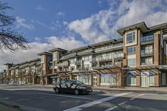 1330 Marine Drive #202, North Vancouver, BC V7P 1T4 (#R2540462) :: Macdonald Realty