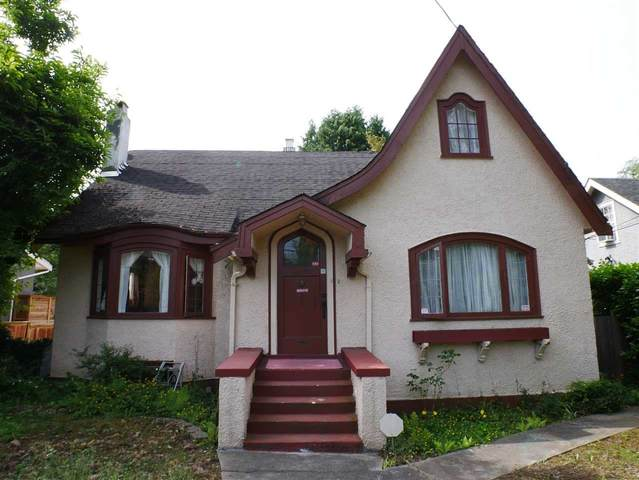 2438 W 49TH Avenue, Vancouver, BC V6M 2V3 (#R2540488) :: RE/MAX City Realty