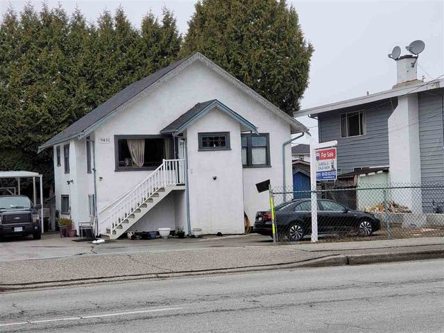 9451 No. 5 Road, Richmond, BC V7A 4E3 (#R2540518) :: Macdonald Realty