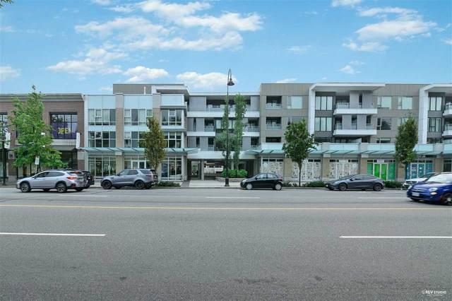 1061 Marine Drive #307, North Vancouver, BC V7P 1S6 (#R2540647) :: RE/MAX City Realty