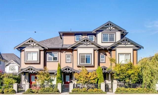 8531 Williams Road #9, Richmond, BC V7A 1G7 (#R2540670) :: RE/MAX City Realty