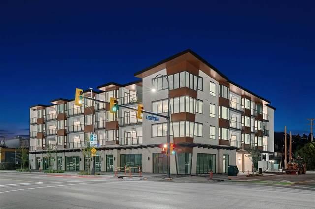 1633 Tatlow Avenue #207, North Vancouver, BC V7P 1V3 (#R2540711) :: Macdonald Realty