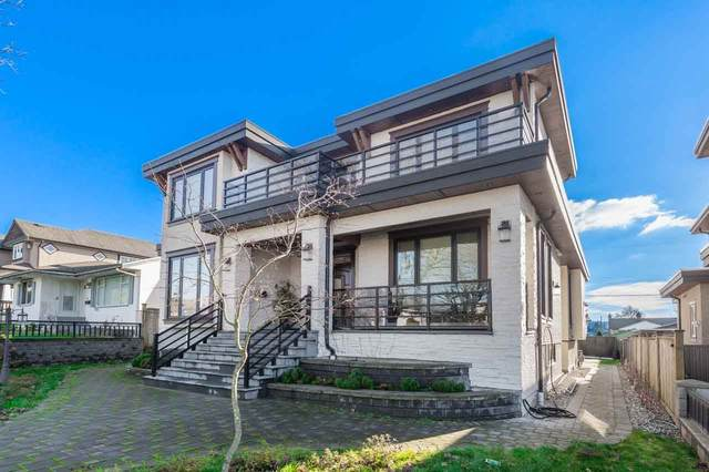 3866 Kincaid Street, Burnaby, BC V5G 1V7 (#R2540730) :: Macdonald Realty