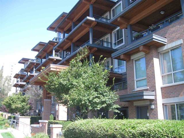 500 Royal Avenue #411, New Westminster, BC V3L 0G5 (#R2540786) :: RE/MAX City Realty