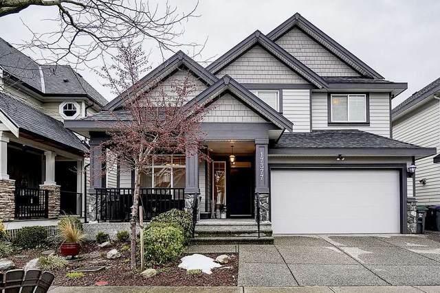 17377 3 Avenue, Surrey, BC V3Z 2N7 (#R2540833) :: RE/MAX City Realty