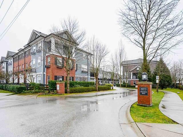 19572 Fraser Way #30, Pitt Meadows, BC V3Y 0A9 (#R2540843) :: RE/MAX City Realty