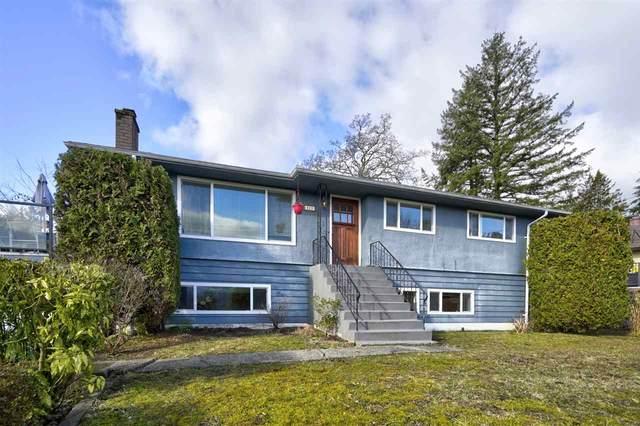 829 N Dollarton Highway, North Vancouver, BC V7G 1N5 (#R2540933) :: Macdonald Realty