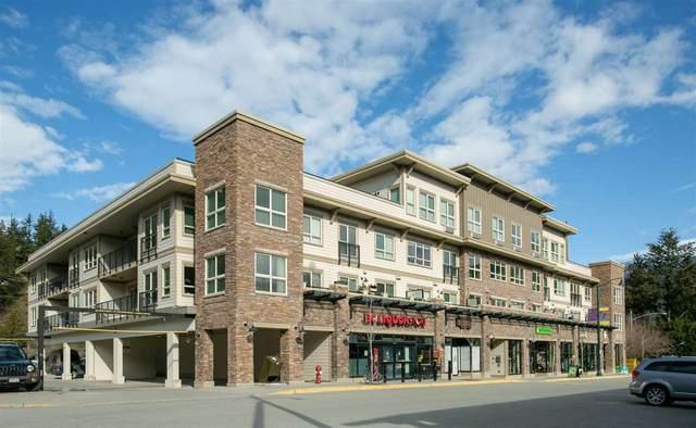 7445 Frontier Street #316, Pemberton, BC V0N 2L1 (#R2540953) :: Macdonald Realty