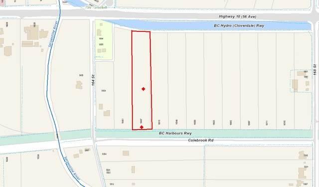 16487 Colebrook Road, Surrey, BC V0V 0V0 (#R2540968) :: Macdonald Realty