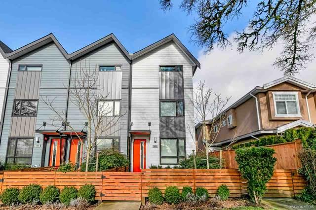 509 E 44TH Avenue, Vancouver, BC V5W 0C5 (#R2540969) :: RE/MAX City Realty
