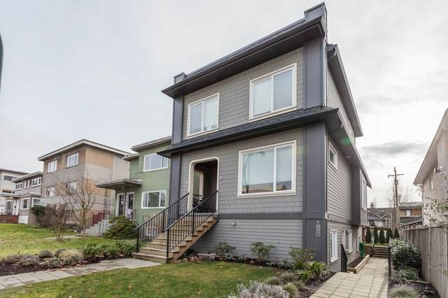 1652 Frances Street, Vancouver, BC V5L 1Z4 (#R2540971) :: RE/MAX City Realty