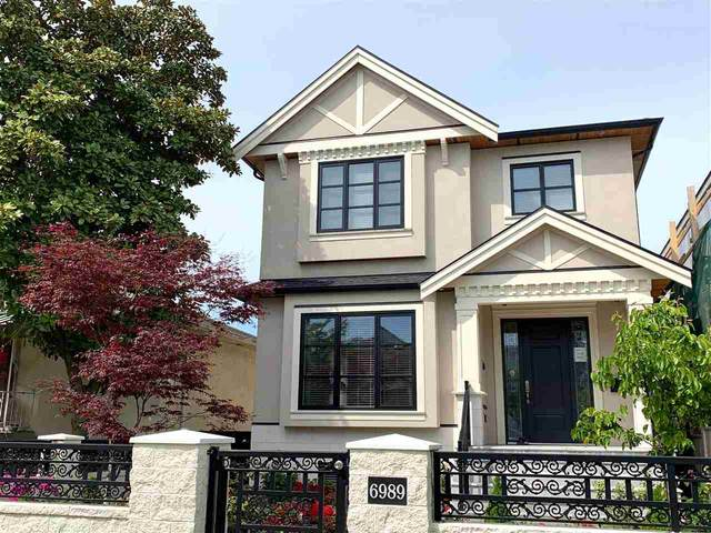 6989 Culloden Street, Vancouver, BC V5X 4J6 (#R2540989) :: RE/MAX City Realty