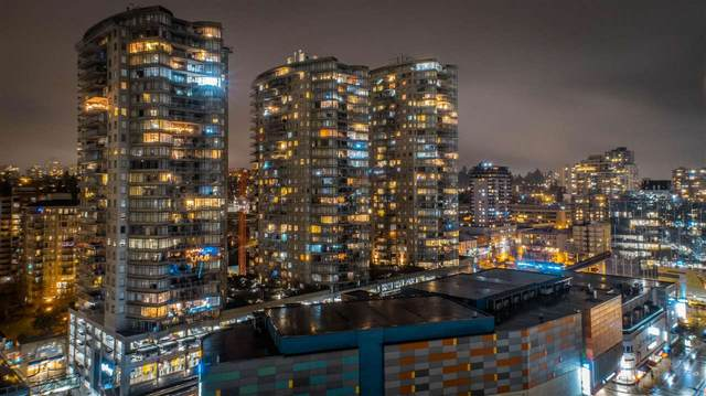 988 Quayside Drive #1805, New Westminster, BC V3M 0L5 (#R2541007) :: RE/MAX City Realty