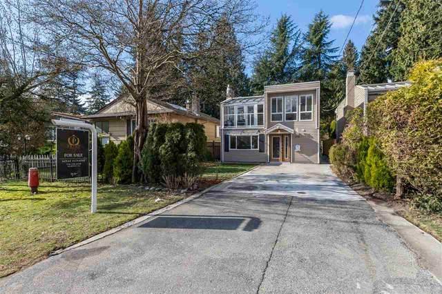 1901 Tatlow Avenue, North Vancouver, BC V7P 3A2 (#R2541027) :: Macdonald Realty