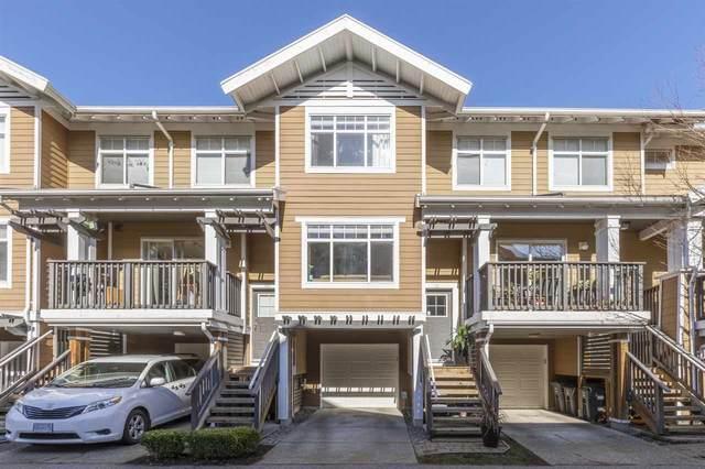 15233 34 Avenue #61, Surrey, BC V3Z 2T7 (#R2541043) :: RE/MAX City Realty