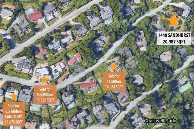 1440 Sandhurst Place, West Vancouver, BC V7S 2P3 (#R2541065) :: RE/MAX City Realty