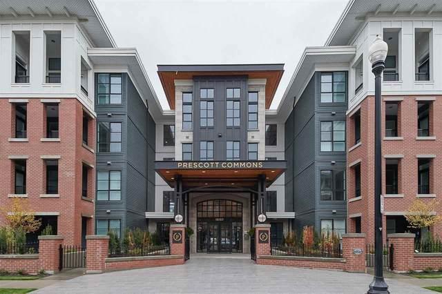 15137 33 Avenue #206, Surrey, BC V3Z 0Y1 (#R2541094) :: RE/MAX City Realty