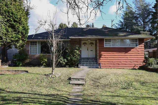 6926 Heather Street, Vancouver, BC V6P 3P6 (#R2541118) :: Macdonald Realty