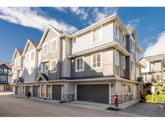 20860 76 Avenue #55, Langley, BC V2Y 0S8 (#R2541165) :: RE/MAX City Realty