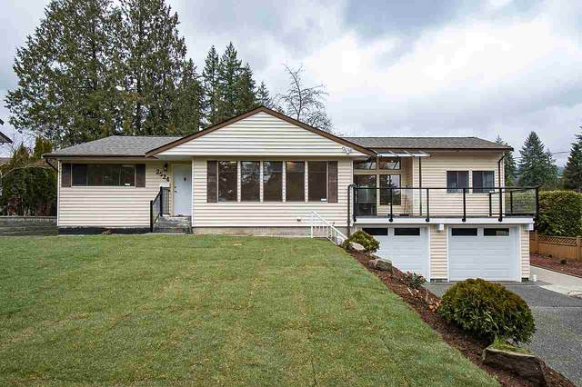2524 Bendale Road, North Vancouver, BC V7H 1G7 (#R2541166) :: RE/MAX City Realty