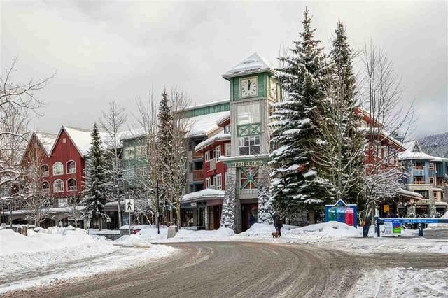 4314 Main Street #357, Whistler, BC V8E 1A8 (#R2541169) :: RE/MAX City Realty
