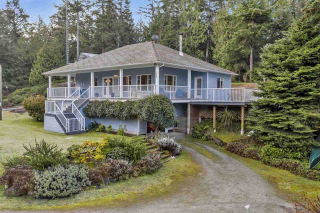 512 Bayview Drive, Mayne Island, BC V0N 2J1 (#R2541178) :: RE/MAX City Realty