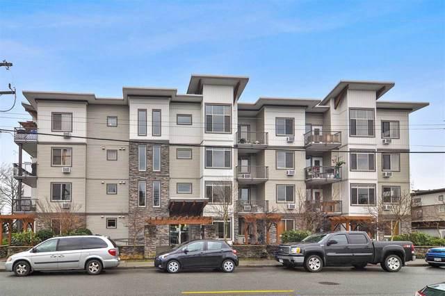11887 Burnett Street #108, Maple Ridge, BC V2X 6P6 (#R2541222) :: RE/MAX City Realty