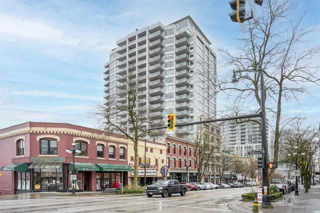 668 Columbia Street #1604, New Westminster, BC V3M 1A9 (#R2541245) :: RE/MAX City Realty