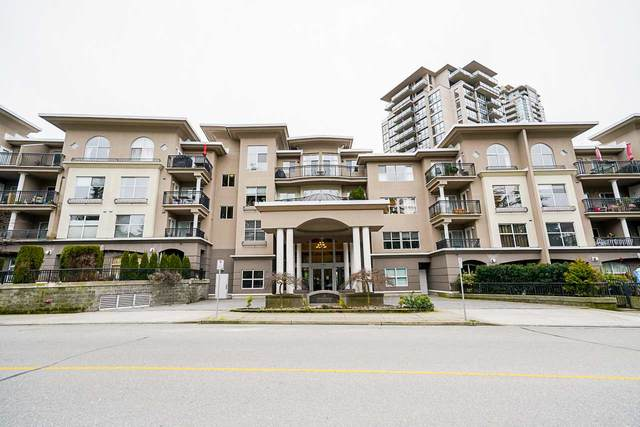 1185 Pacific Street #310, Coquitlam, BC V3B 7Z2 (#R2541287) :: 604 Realty Group