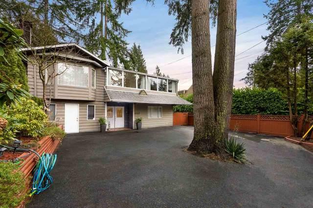 4040 Capilano Road, North Vancouver, BC V7R 4J4 (#R2541293) :: Macdonald Realty