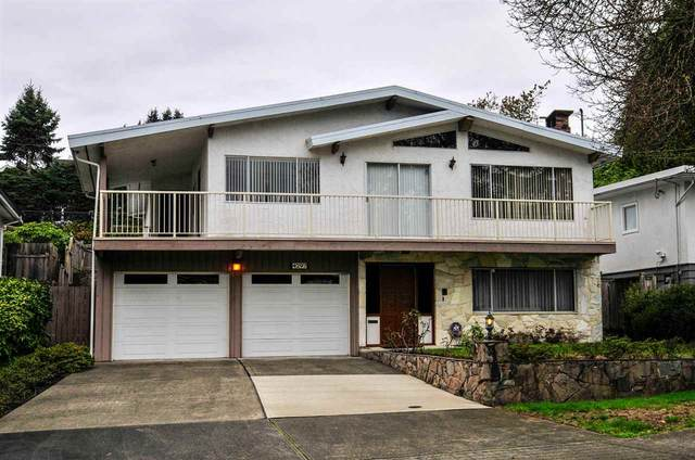 4297 Atlee Avenue, Burnaby, BC V5G 3R7 (#R2541317) :: RE/MAX City Realty