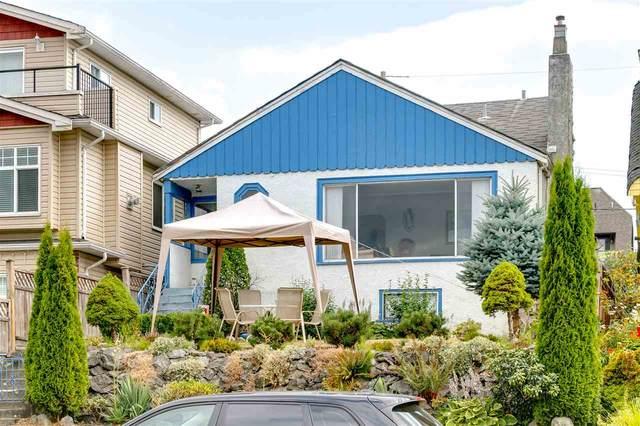 1382 E 36TH Avenue, Vancouver, BC V5W 1C9 (#R2541429) :: RE/MAX City Realty