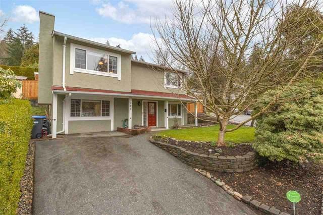 784 Appleyard Court, Port Moody, BC V3H 3X1 (#R2541505) :: Macdonald Realty