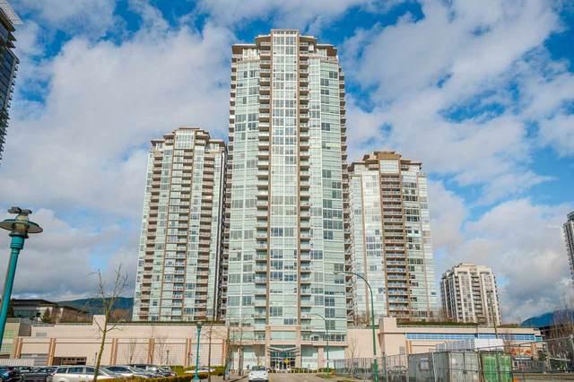 2975 Atlantic Avenue #506, Coquitlam, BC V3B 0C5 (#R2541542) :: 604 Realty Group