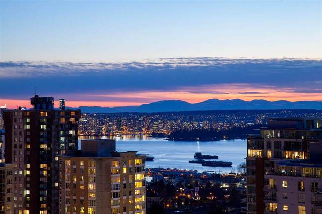 135 E 17TH Street #2001, North Vancouver, BC V7L 0C4 (#R2541543) :: RE/MAX City Realty
