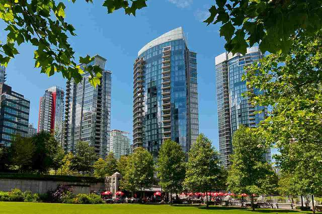1233 W Cordova Street #603, Vancouver, BC V6C 3R1 (#R2541551) :: Initia Real Estate