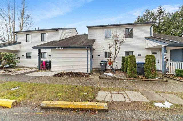 13620 67 Avenue #227, Surrey, BC V3W 6X5 (#R2541575) :: RE/MAX City Realty