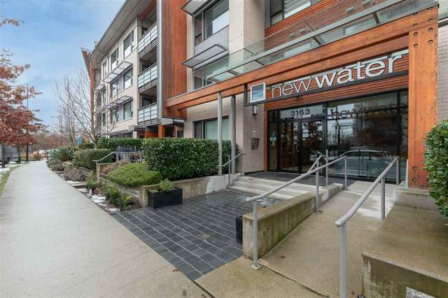 3163 Riverwalk Avenue #312, Vancouver, BC V5S 0A8 (#R2541577) :: RE/MAX City Realty