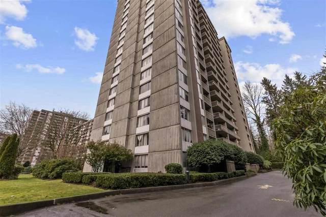 2008 Fullerton Avenue #1207, North Vancouver, BC V7P 3G7 (#R2541591) :: Macdonald Realty