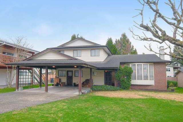 8360 Osgoode Drive, Richmond, BC V7A 4P1 (#R2541612) :: RE/MAX City Realty