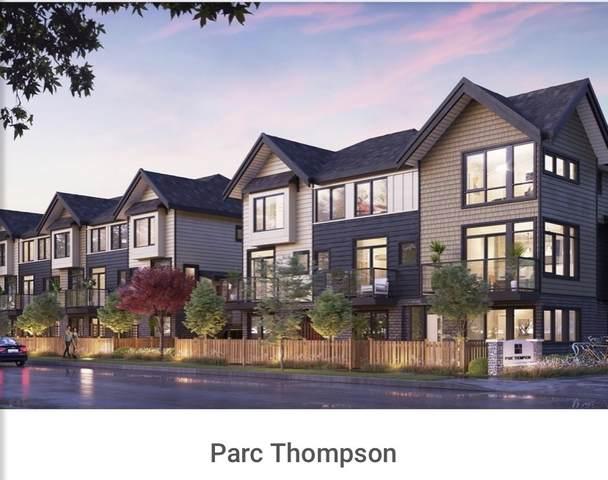 4300 Thompson Road #105, Richmond, BC V0V 0V0 (#R2541647) :: Macdonald Realty