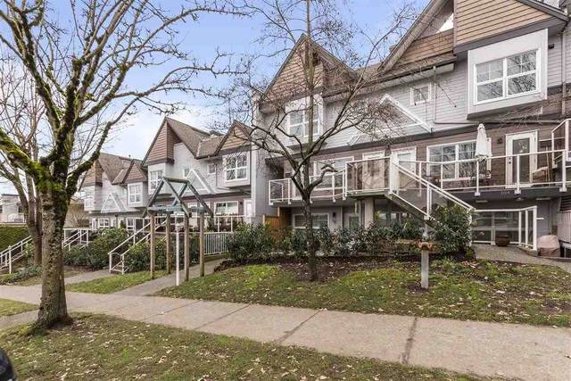 3787 Pender Street #209, Burnaby, BC V5C 2L2 (#R2541653) :: RE/MAX City Realty