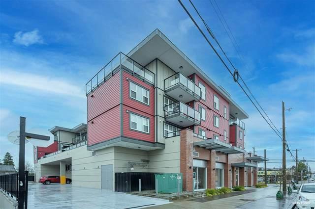 7908 15TH Avenue #204, Burnaby, BC V3N 0G6 (#R2541714) :: Macdonald Realty