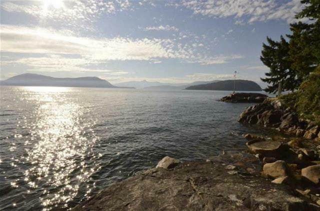 Lot 2 Strachan Point Road, West Vancouver, BC V7V 0V0 (#R2541720) :: Macdonald Realty